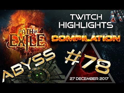 Path of Exile highlights | HC viable vault farming kappa, Dan's cleaning his Inv | poe rips, RNG #78