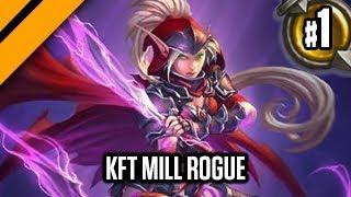 Day[9] Hearthstone Decktacular #321 - KFT Mill Rogue