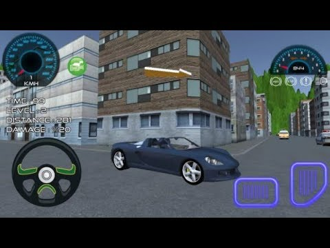 Fast Car Parking Android Gameplay HD