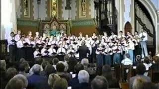 Dies Irae (Mozart) from Requiem SATB choir