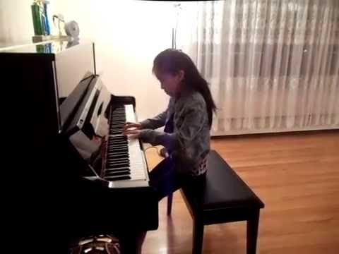 Emily Huang Plays Tchaicovsky 1st Place of 2013 Bay State Music Teacher Association Piano Contest