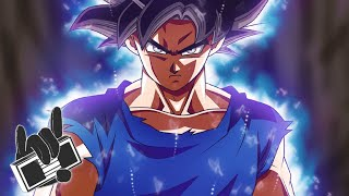 Dragon Ball Super - Ultimate Battle/Ultra instinct | Instrum...