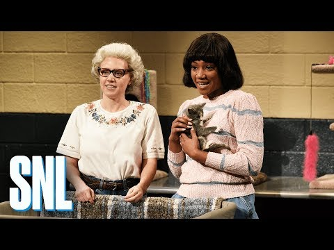 Whiskers R We with Tiffany Haddish - SNL
