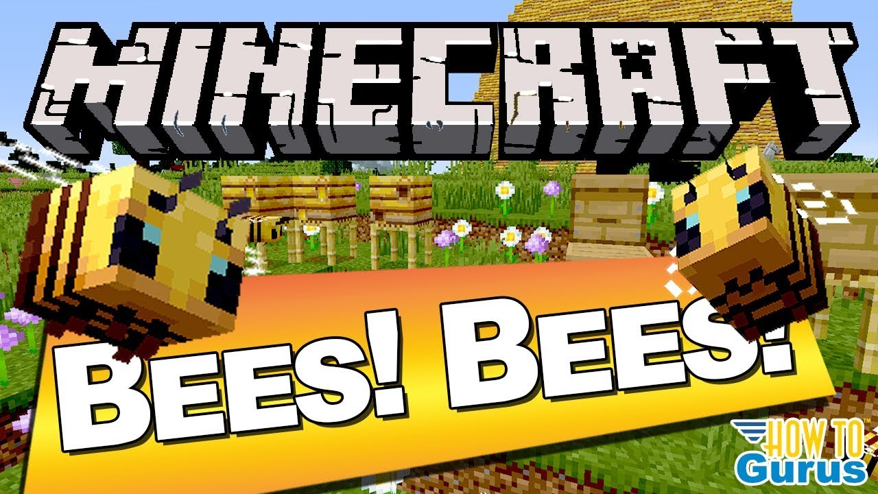 Minecraft 1 15 Bees are Here - How to Download Minecraft 1 15 Bees