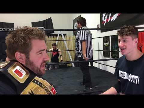 UNSAFE TABLE MATCH INJURES SUPERSTAR! GTS SUNDAY SNACKDOWN SUPERCARD WRESTLING EVENT!