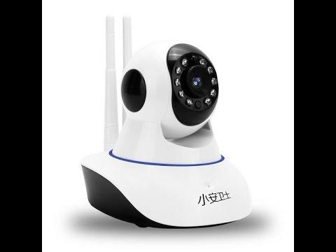 Hướng dẫn cài đặt camera IP không dây trên điện thoại và máy tính