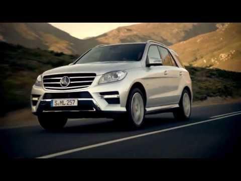 Mercedes-Benz ML Y GLK 2013 - Video De Producto