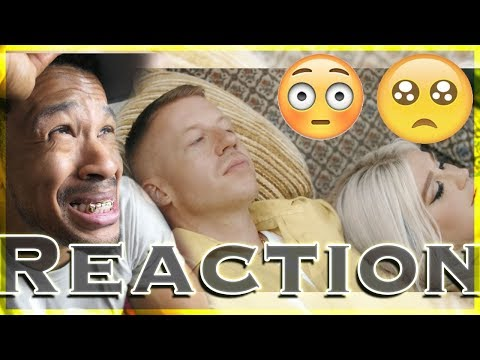 MACKLEMORE FEAT KESHA - GOOD OLD DAYS (OFFICIAL REACTION )