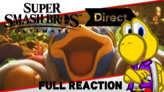 PULLING HEAVY PUNCHES ll 8.8.2018 Smash Direct Full Reaction