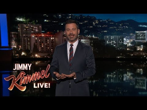Jimmy Kimmel vs. On His Daughter Jane's 4th Birthday