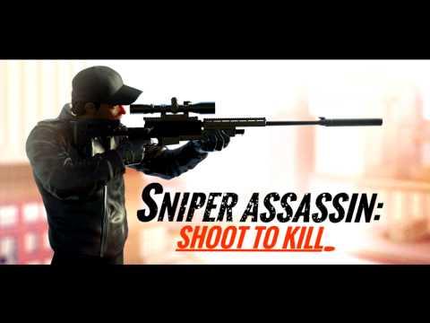 Sniper Assassin - Shoot to kill Soundtrack [HQ] (Sniper 3D)