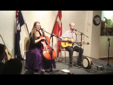 Rebecca Wright & Donald McKay @ The Folk Rag Old & New Concert