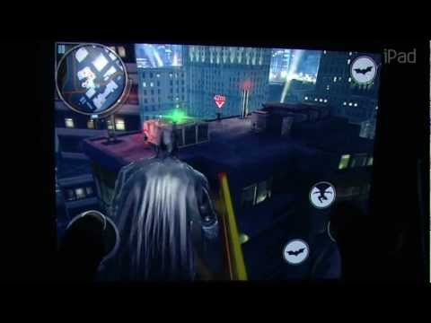 The Dark Knight Rises iPhone iPad Gameplay Review - AppSpy.com