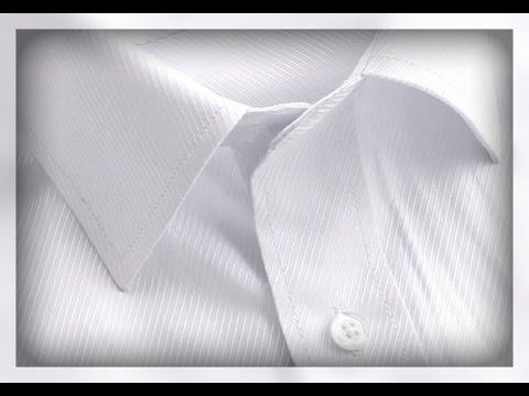 как отстирать воротник и манжеты на рубашке
