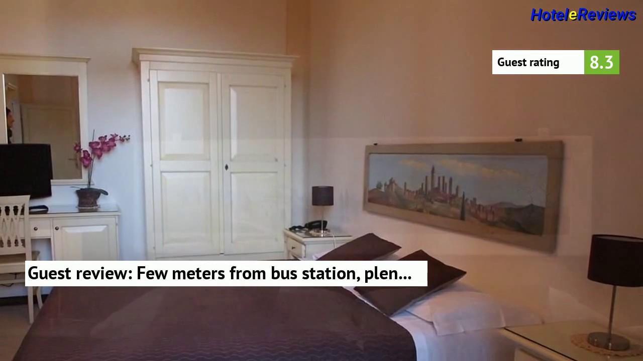 Soggiorno Lo Stellino ** Hotel Review 2017 HD, Siena, Italy - YouTube