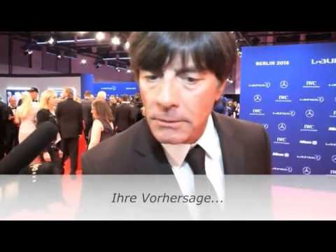 Joachim Löw (in English) - on Champions League, 18.04.2016