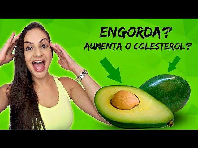 O que pode acontecer no corpo se você consumir ABACATE todos os dias? #abacate