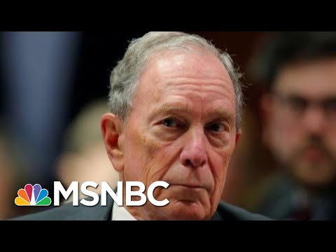 Michael Bloomberg Sizes Up A 2020 Run | Morning Joe | MSNBC