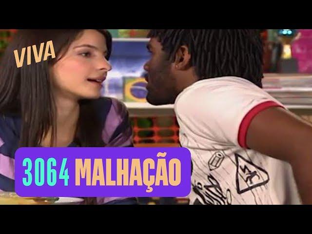 CLEITON E CLARA SE BEIJAM | MALHAÇÃO 2007 | CAPÍTULO 3064 | MELHOR DO DIA | VIVA