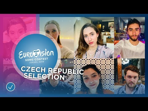 Czech Republic 🇨🇿 : The eight Czech hopefuls for Eurovision 2019 - Vote for your favourite!
