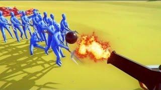 ÇOK HIZLI BÖLÜM ATLAMAK - Totally Accurate Battle Simulator