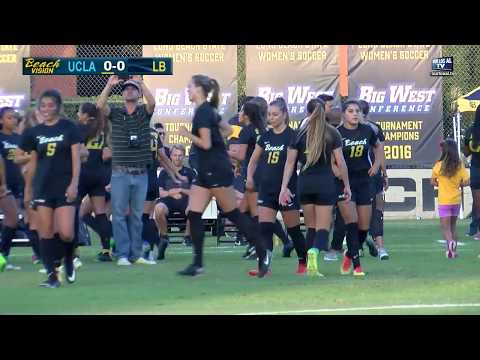 Long Beach State - UCLA soccer
