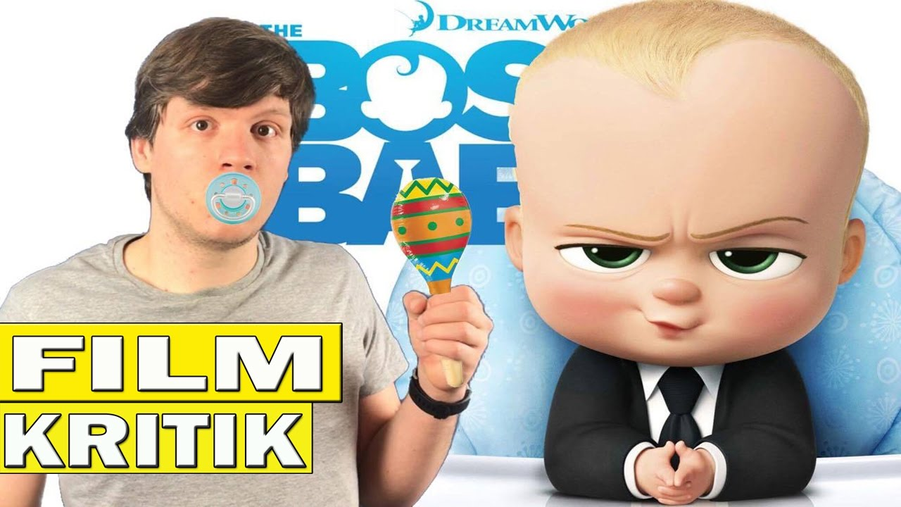 The Boss Baby - Review by Buzzkidz tv - YouTube