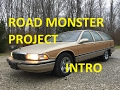 Intro to Project ROADMONSTER! 96 Buick RoadMaster Wagon!