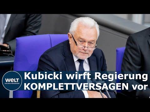 WELT INTERVIEW: Wolfgang Kubicki hält Reiseeinschränkungen für 'unverhältnismäßig und unsinnig'