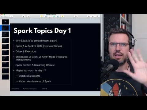Starting the Apache Spark Week | #099