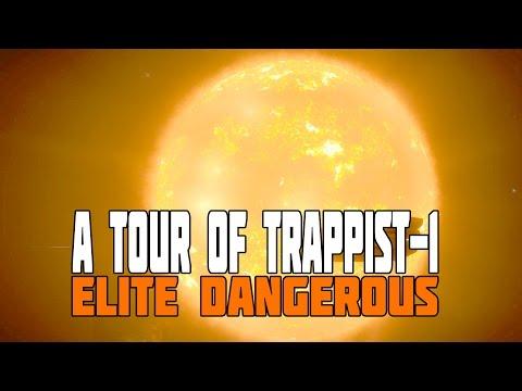 Elite Dangerous - A Tour of Trappist 1