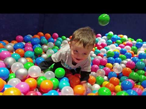 Thumbnail: BAD BABY PLAYS w/ POOP DIAPER! No Doodie in BALL PIT SHAWN! (FUNnel Vision House Flood Pt 2 Update)