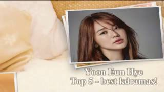 Video Yoon Eun Hye - Top 5 best kdramas! download MP3, 3GP, MP4, WEBM, AVI, FLV Maret 2018