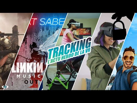 Tracking : L'actu VR #11 : Facebook enflamme la toile, DLC IronMan VR, Drive-By...