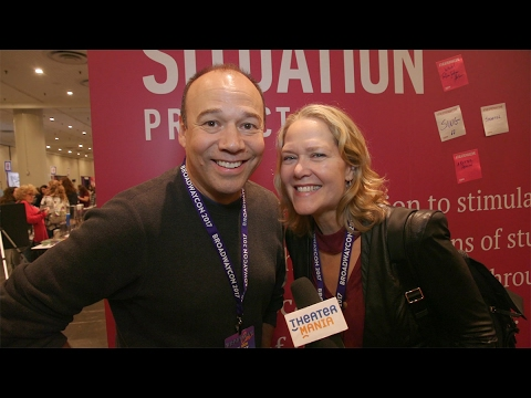 Kelli O'Hara, Danny Burstein, and More Check out BroadwayCon 2017