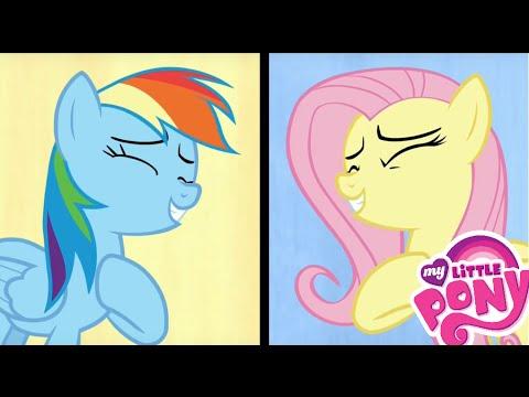 my little pony flutter brutter