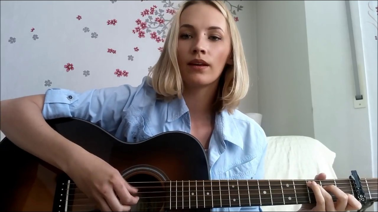 Book Of Love Cover Acoustic : Book of love peter gabriel acoustic cover youtube