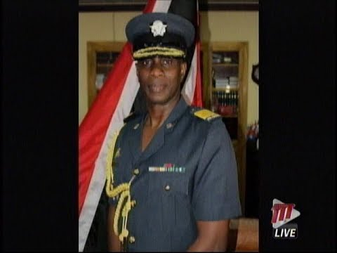 Air Commodore Darryl Daniel Appointed As Chief Of Defence Staff Of The TTDF