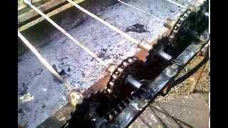 мангал с электроприводом своими руками 1