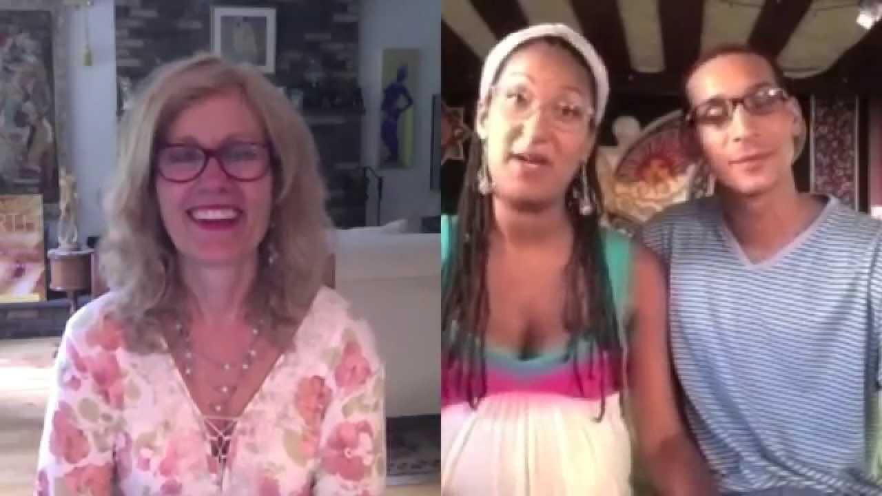 Mød organiske fødselsforældre Piper Chaz Lovemore - Youtube-3232