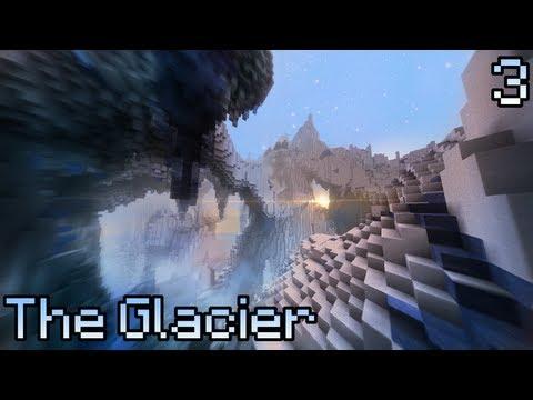 "Minecraft: Dhenzel's Third map - ""The Glacier""!"
