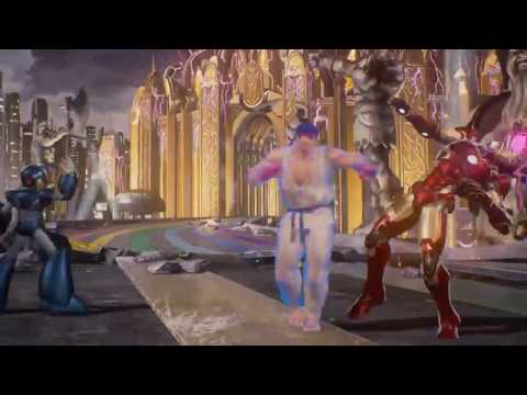 Marvel vs Capcom Infinite Gameplay Reveal!