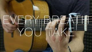 The Police Every Breath You Take - Fingerstyle Guitar Cover.mp3