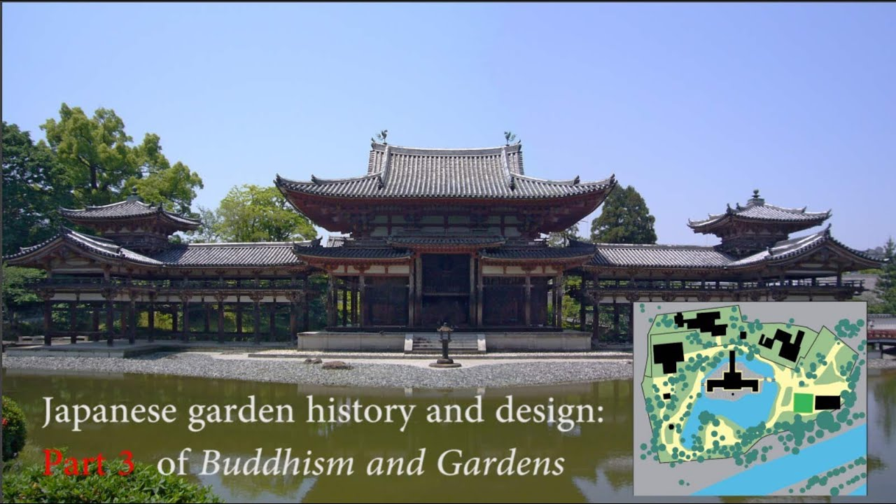Japanese zen garden history and design pt3 of buddhist for Garden design history