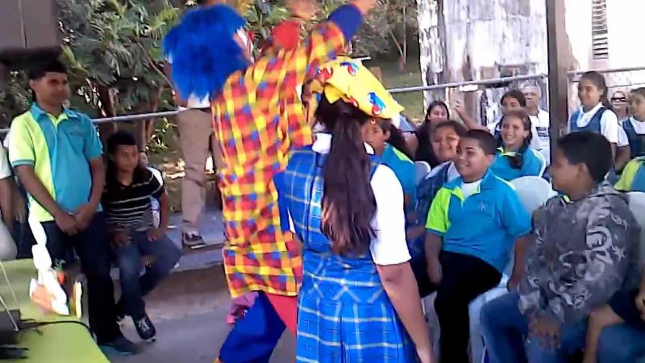 El Mejor Payaso Puerto Rico Pikorete Harlem Shake En Escuela Andres Soto Jagüeyes - YouTube