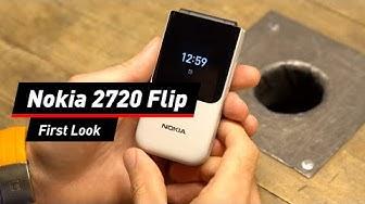 Nokia 2720 Flip: Das Klapphandy kehrt zurück | deutsch | Praxis-Test