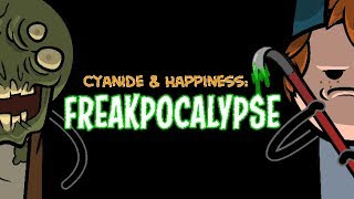 Cyanide & Happiness Adventure Game Pre-Sale thumbnail