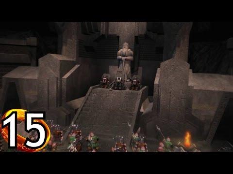 "LOTR: BFME2 - Episode 15 - The ""Siege"" of Erebor (sponsored by mordor catapult solutions)"