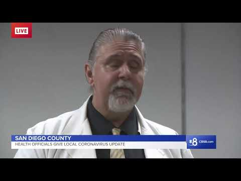 Health officials give update on first presumptive coronavirus case ...