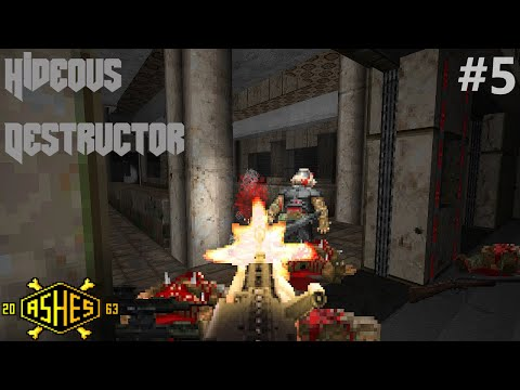Hideous Destructor  - Ashes 2063: Temple Of The Dollar - No Failure